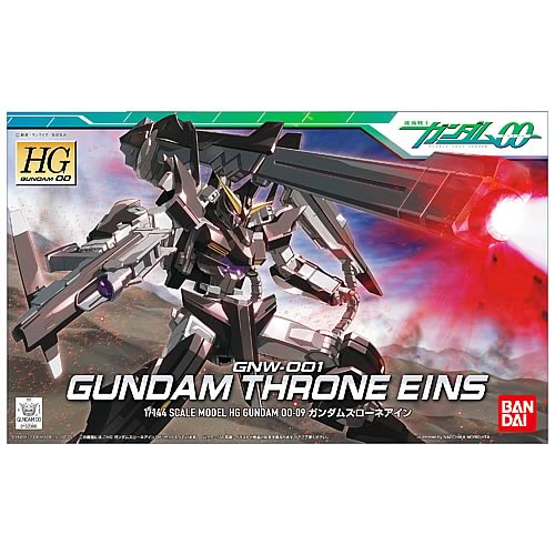 Gundam 00 Gundam Throne Eins 1:144 Scale Model Kit