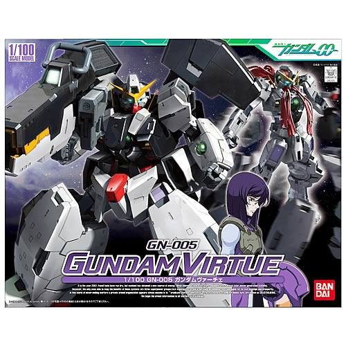 Gundam 00 Virtue 1:100 Scale Model Kit