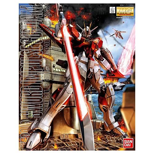 Gundam Model Kit Bandai Impulse Gundam Model Kit