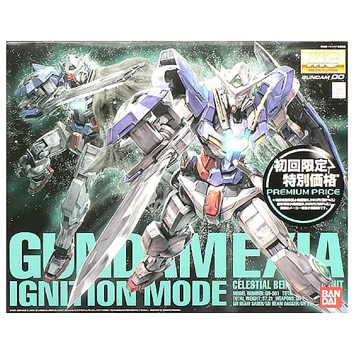 Gundam 00 Exia Ignition Mode Model Kit