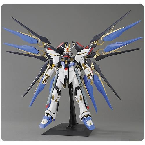 Gundam Seed Destiny Perfect Grade Strike Freedom Model Kit