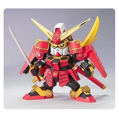 Mobile Suit Gundam Musha SD Gundam Model Kit