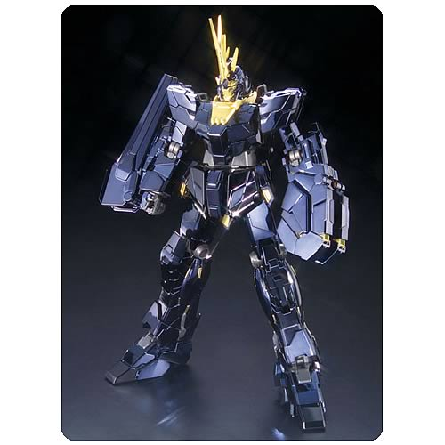 Gundam Banshee Titanium Finish Master Grade Model Kit