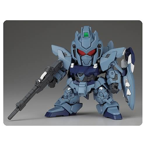 Gundam Unicorn Delta Plus Super Deformed Model Kit