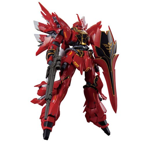 Gundam Unicorn MSN-065 Sinanju Real Grade 1:144 Scale Model Kit