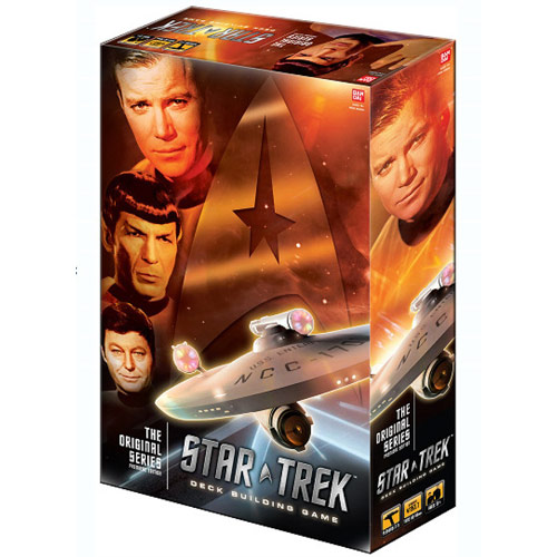 Star Trek the Original Series Deck-Building Game