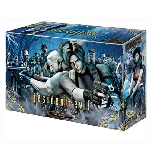 Resident Evil Deck Building Game Alliance Expansion Pack