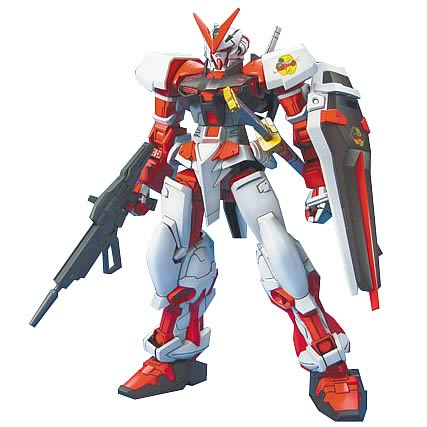 Gundam SEED Astray Red Frame 1:100 Scale Kit