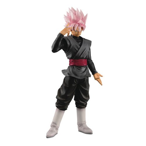 Dragon Ball Super Grandista Super Saiyan Rose Statue