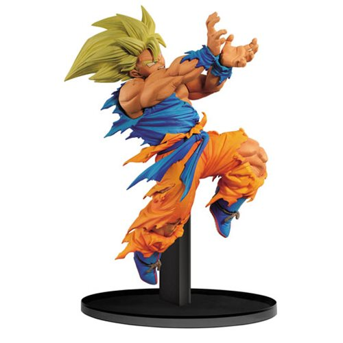 Dragon Ball Super B.W.F.C. Super Saiyan Son Goku Statue