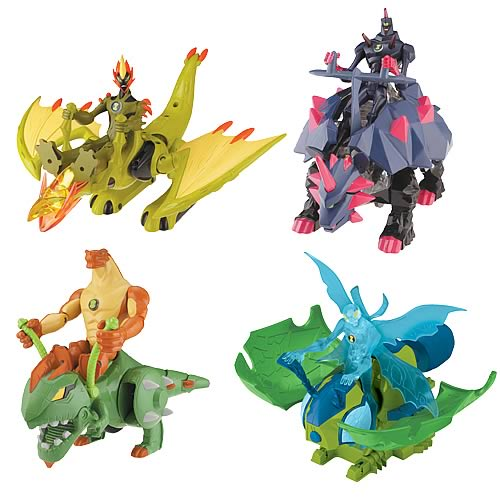 Ben 10 alien force alien creatures figures wave 2 case bandai ben 10 alien force alien creatures figures wave 2 case voltagebd Image collections