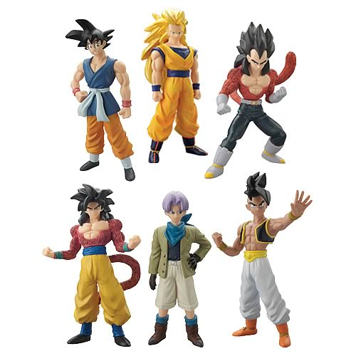 Dragon Ball Real Works Figure Wave 2 Figure Case