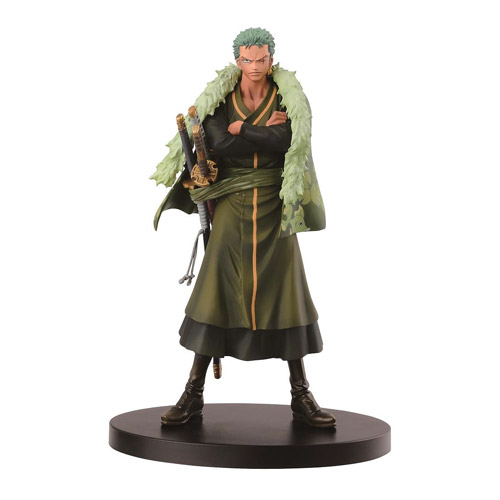 One Piece Roronoa Zoro Grandline Men Statue