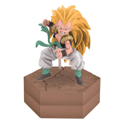 Dragon Ball Z Gotenks DXF Statue