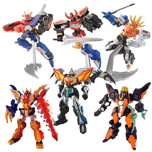 Zords Toys 89
