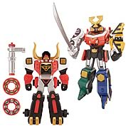Power Rangers Samurai Megazord Action Figure Wave 1 Case