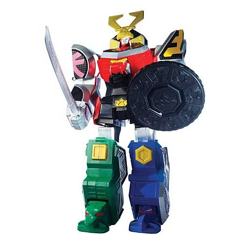 Power Rangers Samurai Remote Control Megazord Action Figure