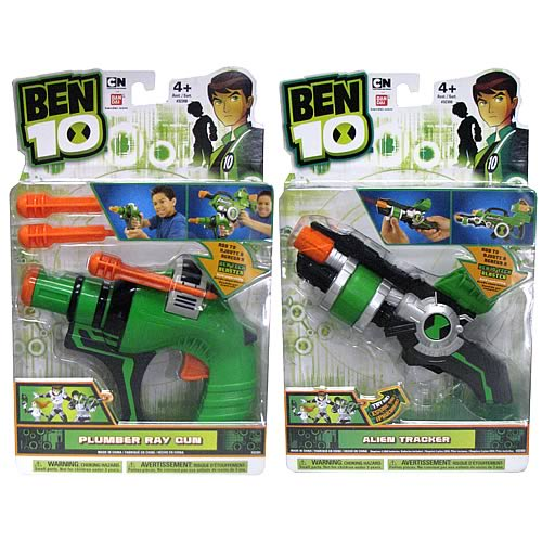 Ben 10 2012 Wave 2 Tech Gear Case