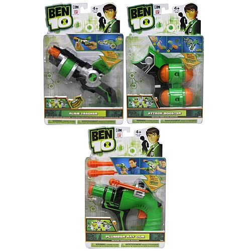 Ben 10 2012 Wave 3 Tech Gear Set