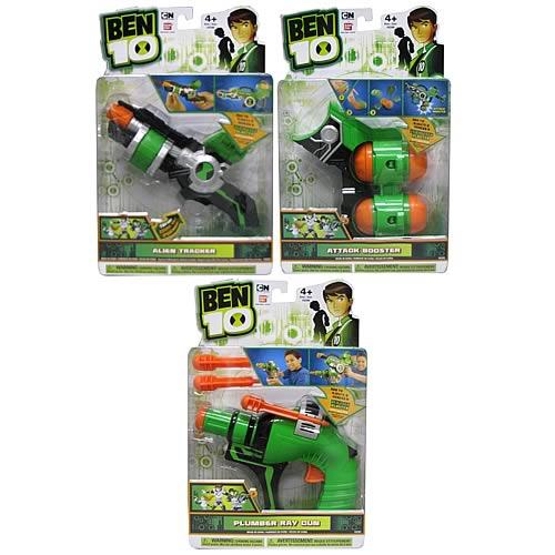 Ben 10 2012 Wave 3 Tech Gear Case