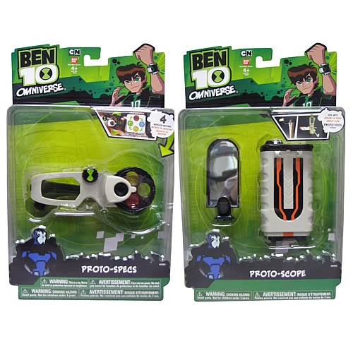 Ben 10 Omniverse Wave 1 Basic Tech Gear Case