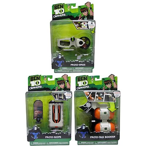 Ben 10 Omniverse Wave 2 Basic Tech Gear Case
