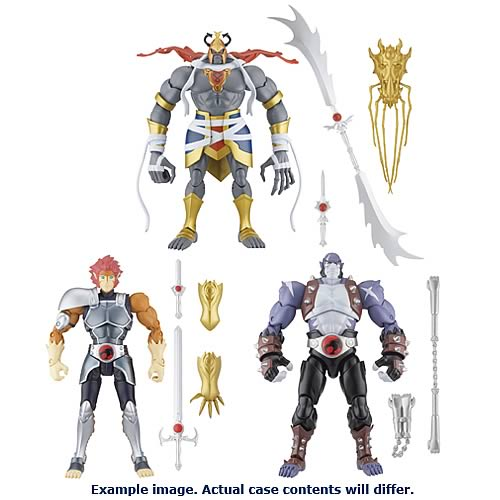 ThunderCats 6-Inch Collector Action Figure Wave 1 Case