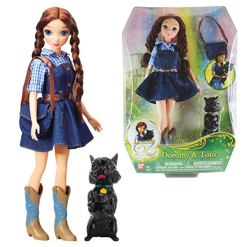 Legends of Oz Dorothy and Toto Fashion Doll
