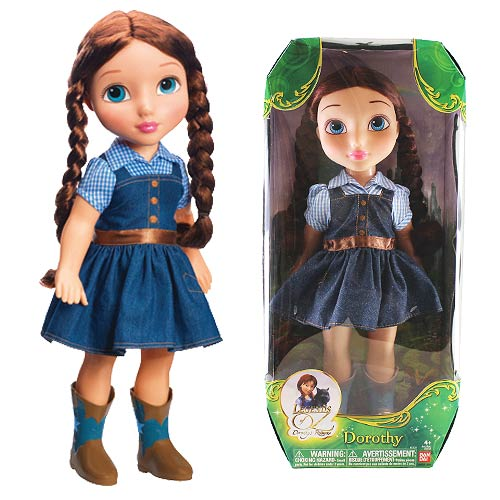 Legends of Oz Dorothy's Return Dorothy 15-Inch Doll