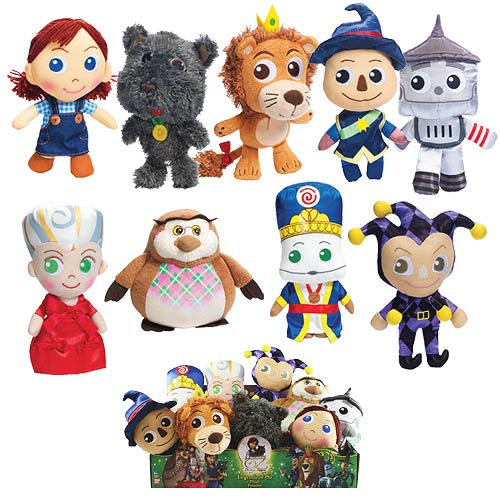 Legends of Oz Dorothy's Return 8-Inch Plush Case