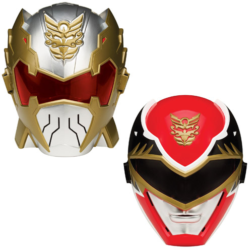 Power Rangers Megaforce Ranger Mask Wave 2 Case