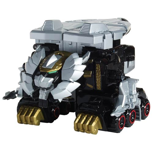 Power Rangers Megaforce Deluxe Lion Mechazord Vehicle