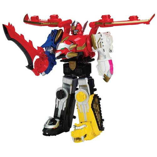 Power Rangers Megaforce Deluxe Gosei Great Megazord Figure