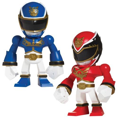 Power Rangers Megaforce Tokyo Vinyl Figure Set