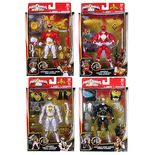 Power Rangers Megaforce Armored Might Figure Wave 3 Case