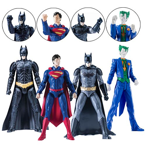 DC Comics SpruKits Level 1 Model Kit Assortment Case