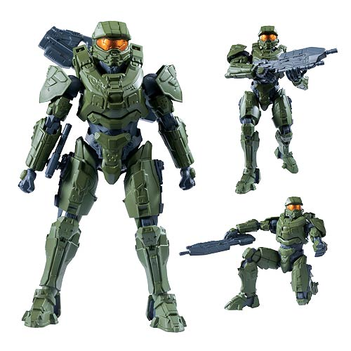 Halo Master Chief SpruKits Level 2 Model Kit