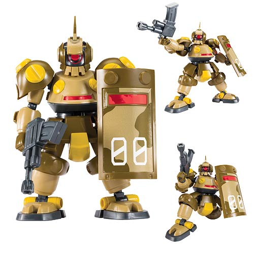 LBX Deqoo SpruKits Level 2 Model Kit