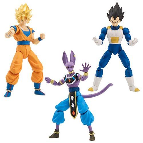 Dragon Ball Toys : Dragon ball stars action figure wave set bandai