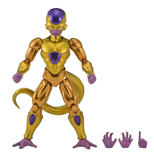 Dragon Ball Dragon Stars Golden Frieza Action Figure
