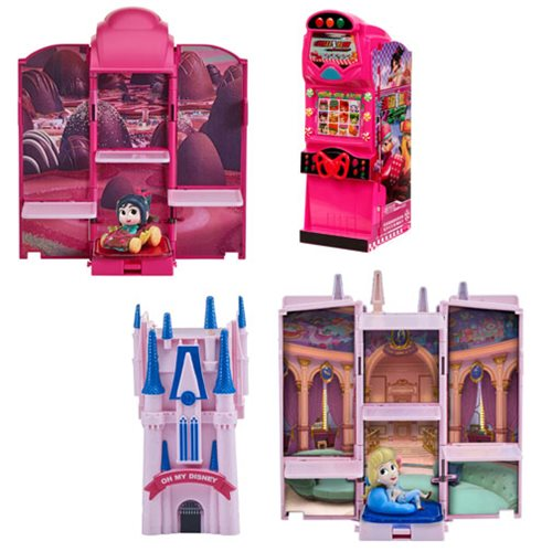 Ralph Breaks the Internet Power Pac Display Playset Wave 1 Case