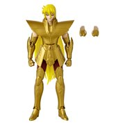 """Saint Seiya fans can now imagine the biggest battles and missions with the Anime Heroes 6 1/2-inch tall Saint Seiya: Knights of the Zodiac Virgo Shaka action figure that has over 16 points of articulation. Bandai's Anime Heroes have amazing features and decoration that incorporates the quality and realism anime fans love.     Shaka is one of the twelve Gold Saints and is believed to be an incarnation of the gods due to his enormous Cosmo, Shaka is said to be one of the strongest Gold Saints by far in power."""" width=""""300″ /></td> </tr> <tr> <td style="""