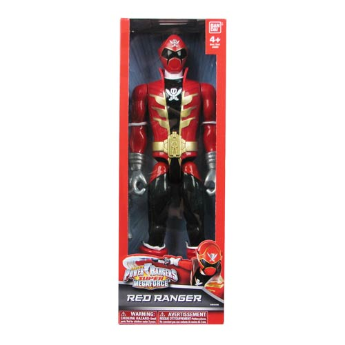 Power Rangers Super Megaforce Red Ranger 12-inch Figure