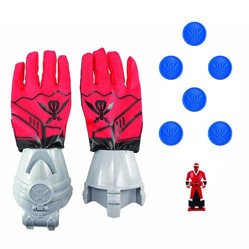 Power Rangers Super Megaforce Ranger Deluxe Hand Gear
