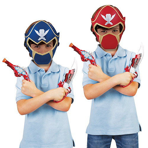 Power Rangers Super Megaforce Training Set Wave 2 Set