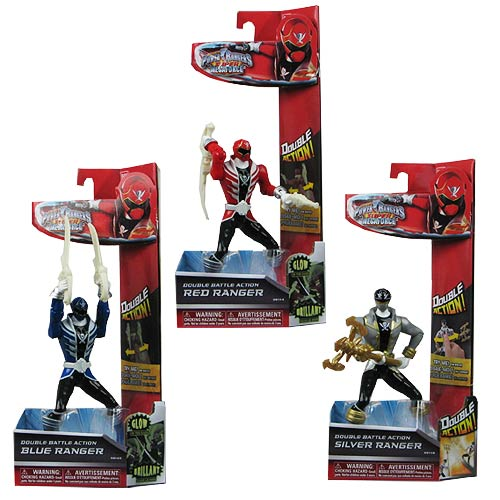 Power Rangers Super Megaforce 6 1/2-Inch Figure Wave 2 Case