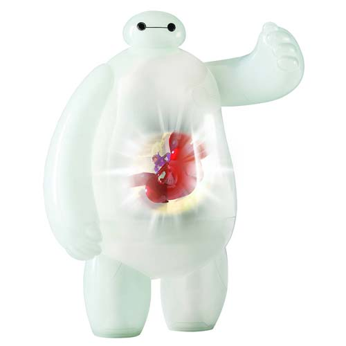 Big Hero 6 Baymax Projection Talking Action Figure
