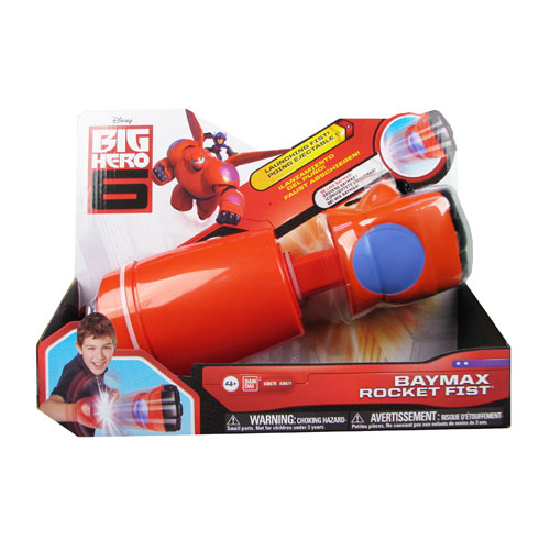 Big Hero 6 Marvel Baymax Rocket Fist Launcher