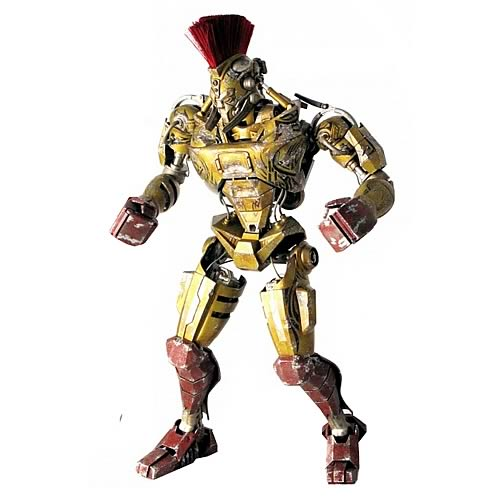 Real steel 16 inch robot via Entertainment Earth