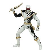 Power Rangers Dino Thunder Legacy White Ranger Action Figure